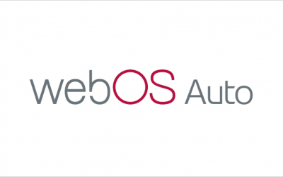 LG Announces Expanded Ecosystem 'webOS Auto' at CES 2020