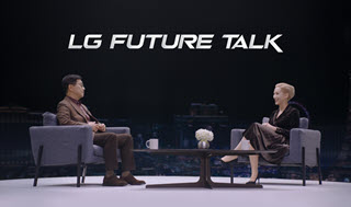 "LG HOSTS TECH LEADERS IN VIRTUAL ""FUTURE TALK"" ON THE VALUE OF OPEN INNOVATION IN A NEW ERA"