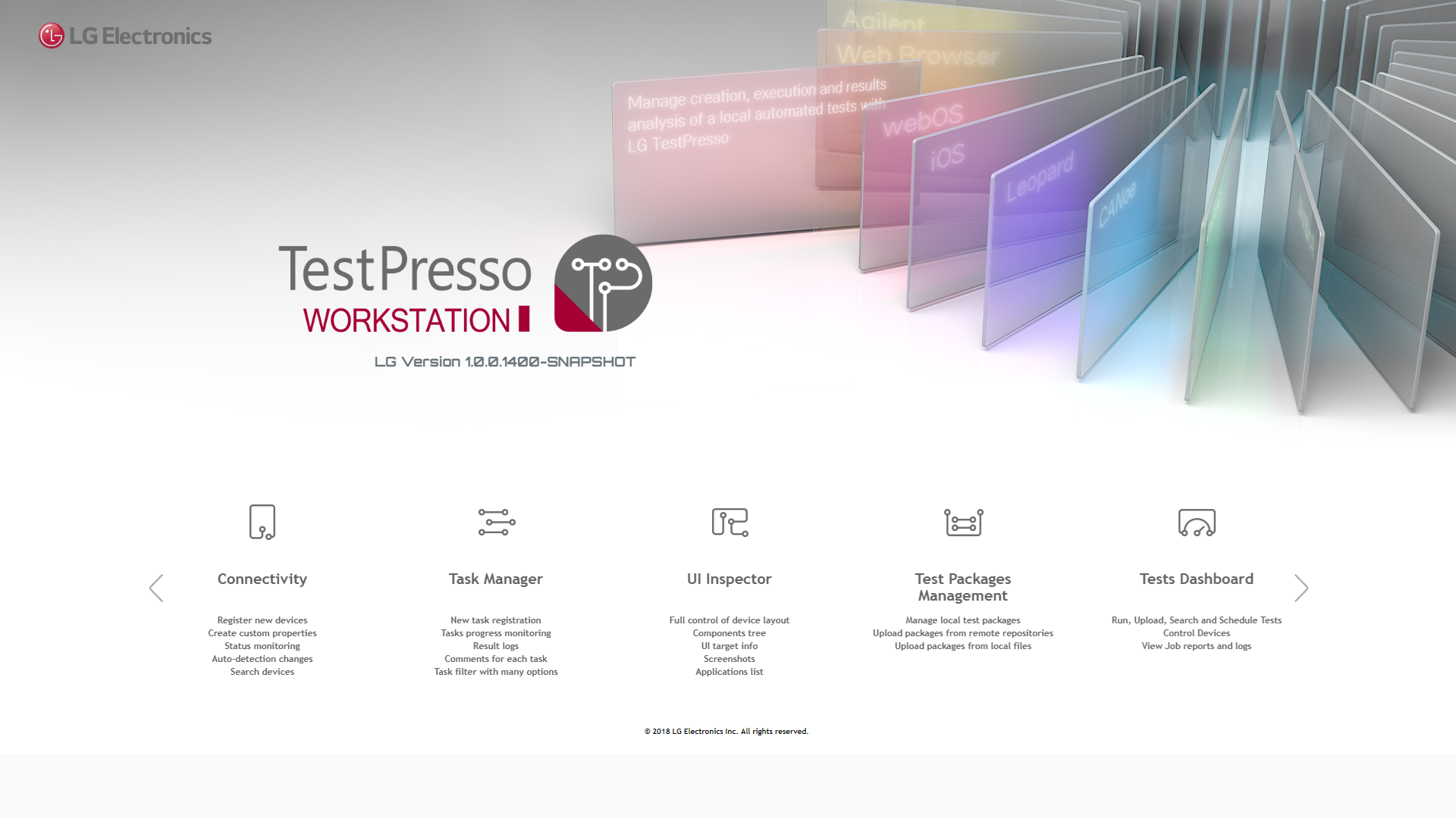 To install TestPresso on Linux, follow the next steps. step8